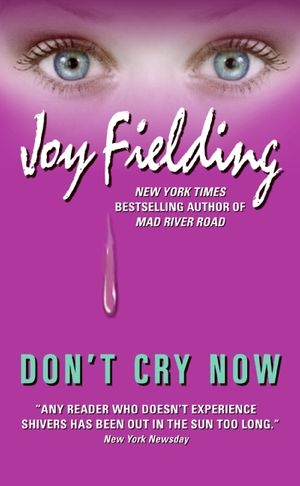 Don't Cry Now book image