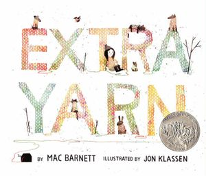 Extra Yarn book image