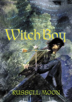 Witch Boy book image
