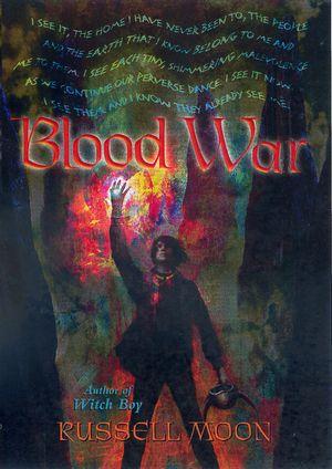 Witch Boy: Blood War book image