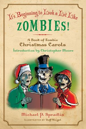 It's Beginning to Look a Lot Like Zombies! book image