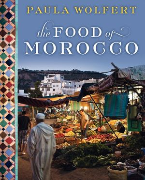 The Food of Morocco book image