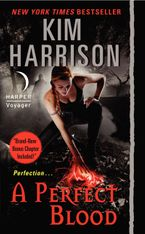 A Perfect Blood Paperback  by Kim Harrison