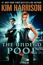 The Undead Pool Hardcover  by Kim Harrison