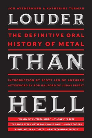 Louder Than Hell book image