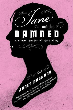Jane and the Damned book image