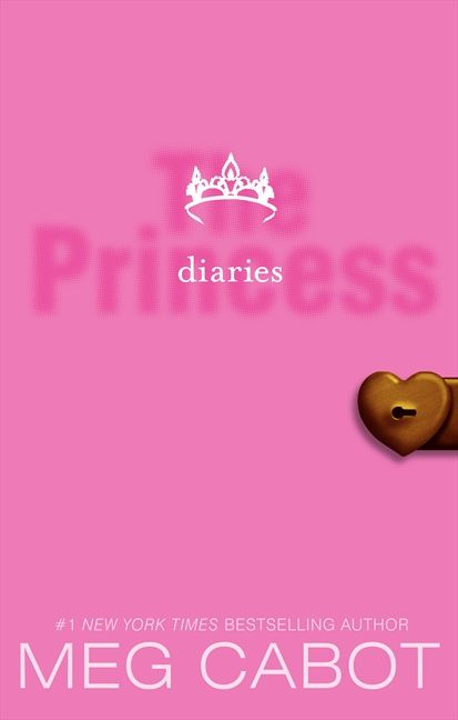 The Princess Diaries book cover