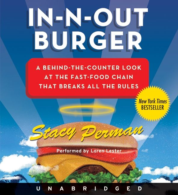 In-N-Out Burger - Stacy Perman - Digital Audiobook