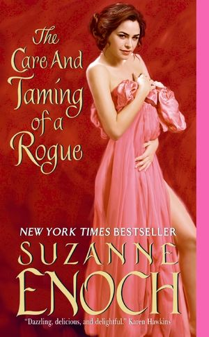 The Care and Taming of a Rogue book image