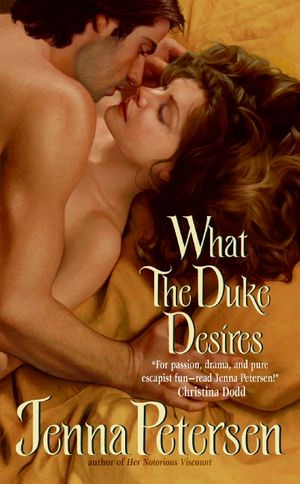 What the Duke Desires book image