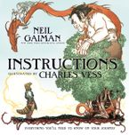 Instructions Hardcover  by Neil Gaiman