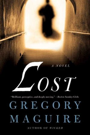 Lost book image