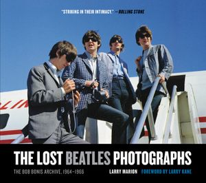 The Lost Beatles Photographs book image