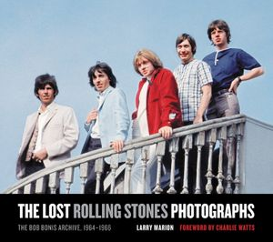 The Lost Rolling Stones Photographs book image