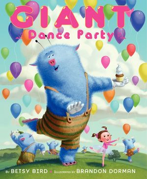 Giant Dance Party book image