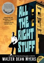 All the Right Stuff Paperback  by Walter Dean Myers