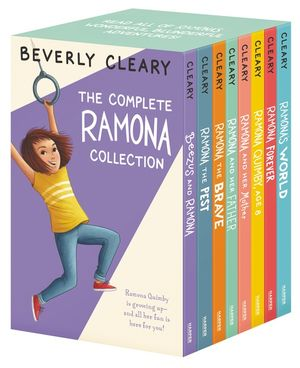 The Complete 8-Book Ramona Collection