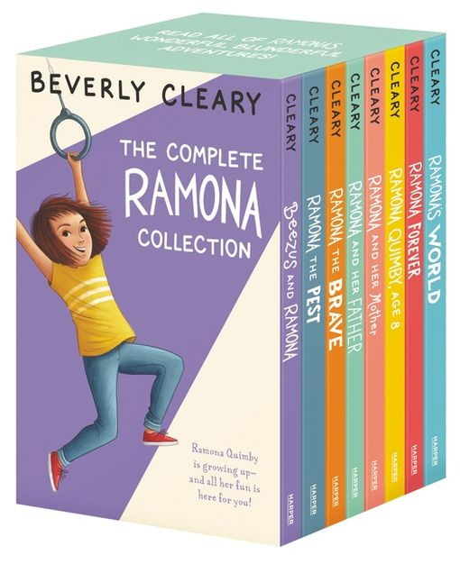 The Complete Ramona Collection - Beverly Cleary - Paperback