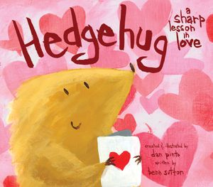 Hedgehug: A Sharp Lesson in Love book image