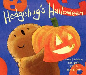 Hedgehug's Halloween book image