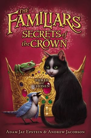 Secrets of the Crown book image