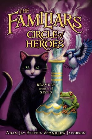 Circle of Heroes book image
