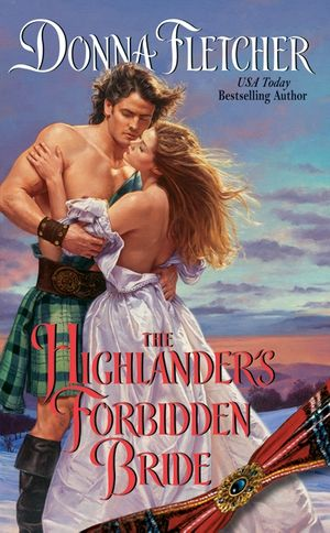 The Highlander's Forbidden Bride book image
