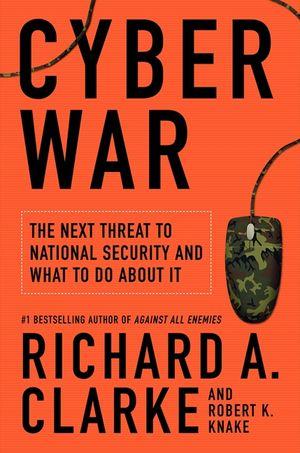 Cyber War book image