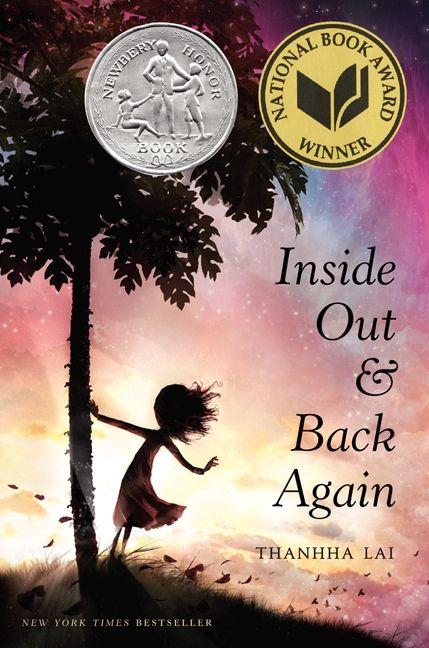 Resultado de imagem para Inside Out & Back Again by Thanhha Lai