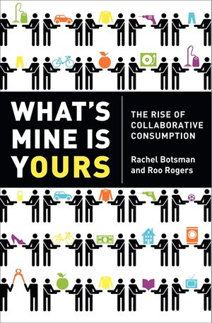 What's Mine Is Yours book image