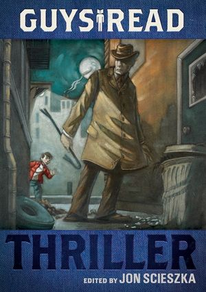 Guys Read: Thriller book image