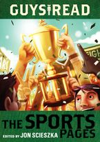 Guys Read: The Sports Pages Hardcover  by Jon Scieszka