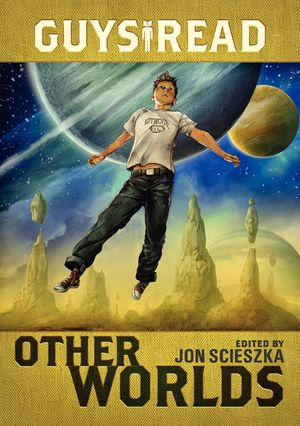 Guys Read: Other Worlds book image