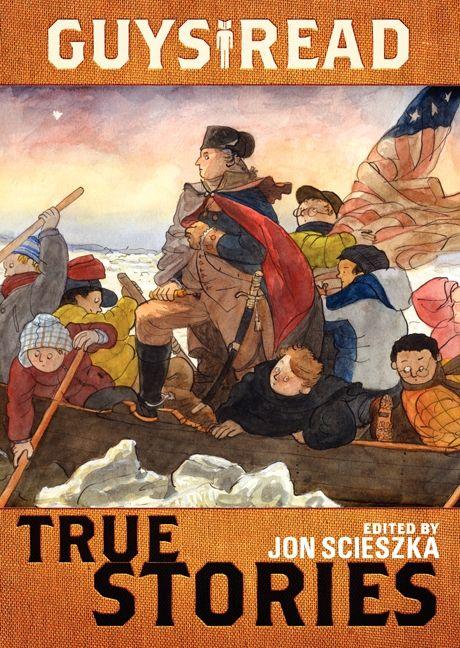 Jon Scieszka Guys Read 65