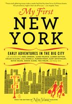 My First New York Paperback  by New York Magazine