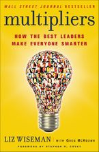 Multipliers Hardcover  by Liz Wiseman