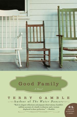 Good Family book image