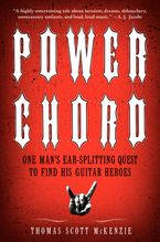 Power Chord Paperback  by Thomas Scott McKenzie