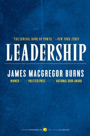 Leadership book image