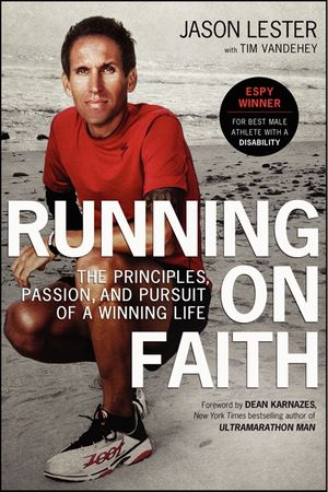 Running on Faith book image