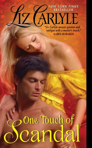 One Touch of Scandal (MacLachlan Family & Friends 5)