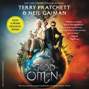 Cover image - Good Omens