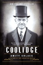 Coolidge Paperback  by Amity Shlaes