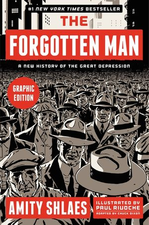 The Forgotten Man Graphic Edition book image