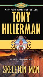 Skeleton Man Paperback  by Tony Hillerman
