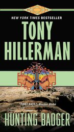 Hunting Badger Paperback  by Tony Hillerman
