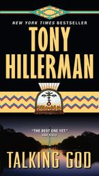 Talking God Paperback  by Tony Hillerman