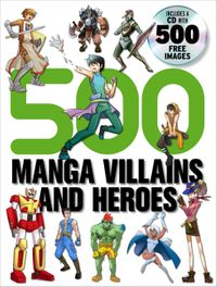 500-manga-villains-and-heroes