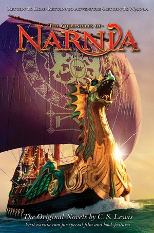 The Chronicles of Narnia Movie Tie-in Edition book image
