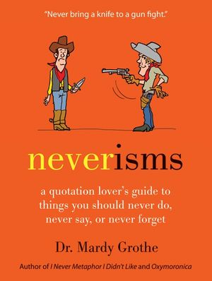 Neverisms book image